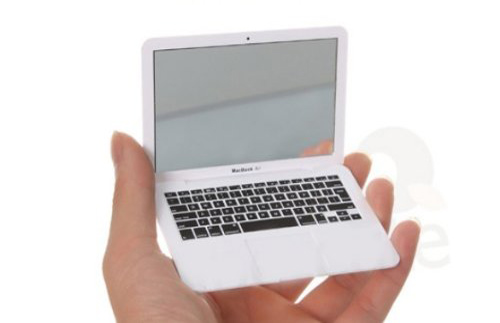 Mini Macbook Air Portable Mirror
