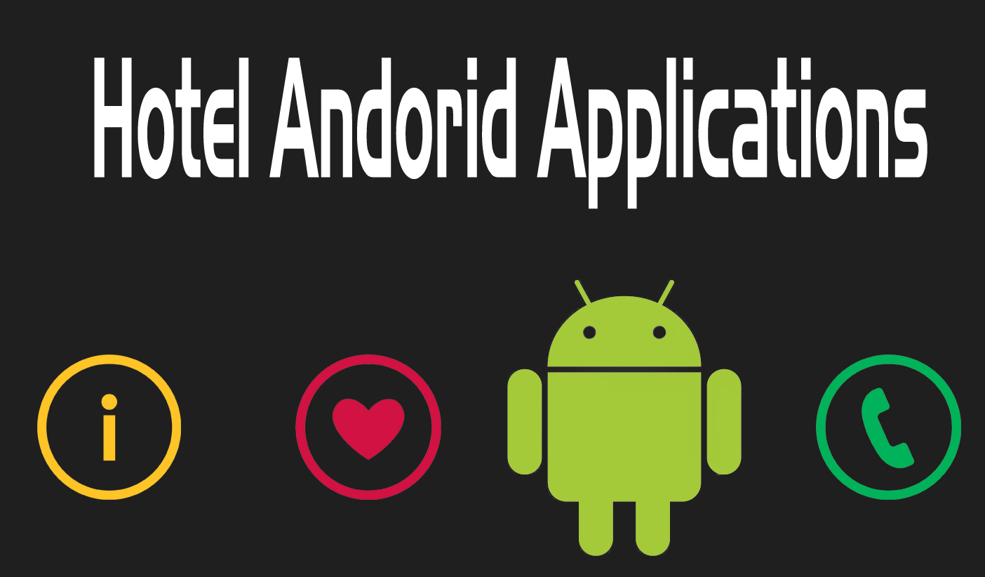 hotel android applications