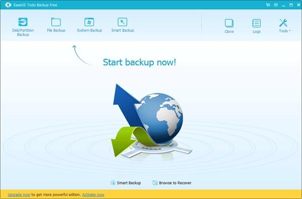 EaseUS Todo Backup Free Backup Software