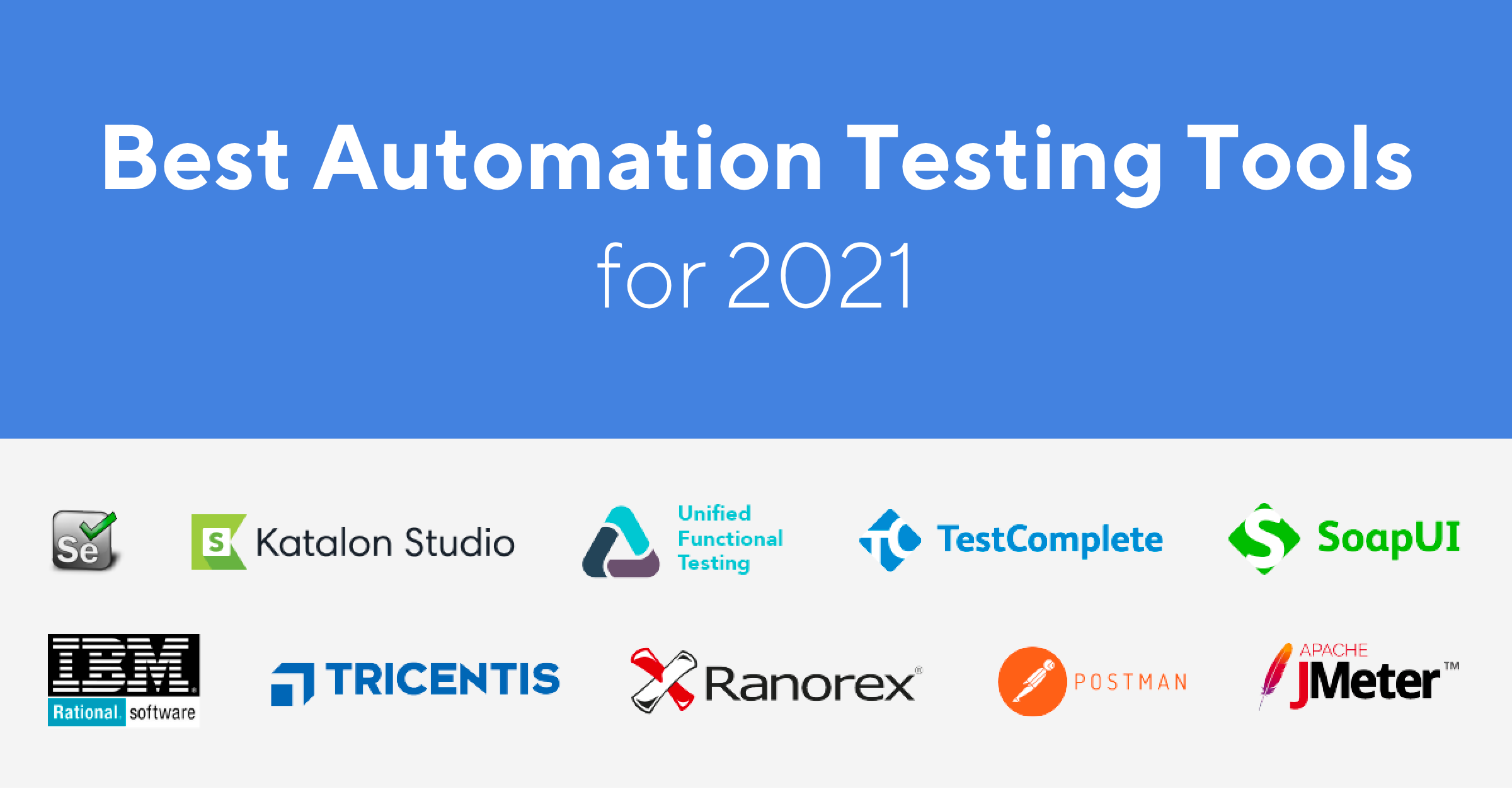 5 Best Automation Testing Trends in 2021
